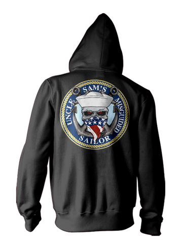 Misguided Sailor Hoodie