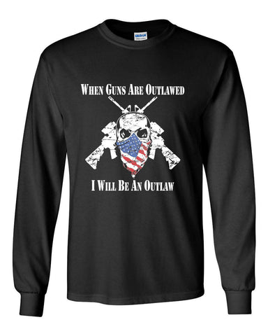 Shirts - Outlaw Long Sleeve