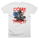 Come and Take It T-Shirt (Front and Back)