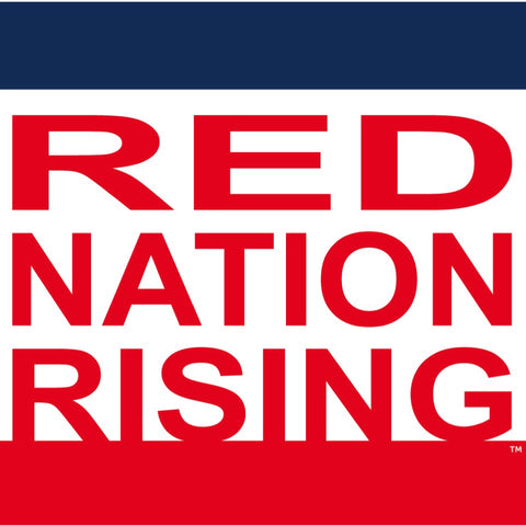 RED NATION RISING Sticker (5x5)