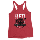 R.E.D. Friday Women's Tank Top (Front & Back)