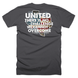 UNITED TEXAS T-SHIRT (Front and Back)