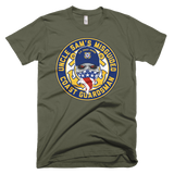 Misguided Coast Guardsman T-Shirt