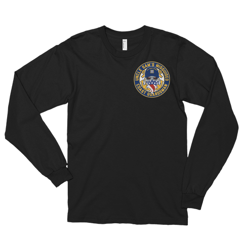 Misguided Coast Guardsman Long Sleeve