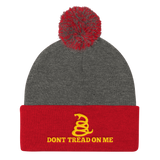 Don't Tread on Me Knit Cap