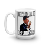 Reagan Deplorable Coffee Mug