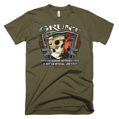 GRUNT T-Shirt (Front and Back)