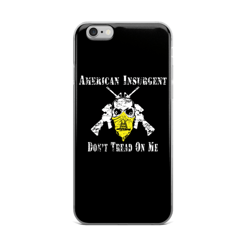 Phone Cases - American Insurgent IPhone Case