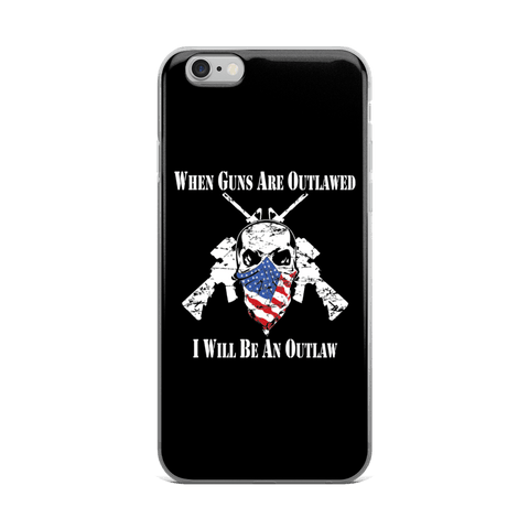 Phone Cases - Outlaw IPhone Case