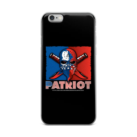 Phone Cases - Patriot IPhone Case