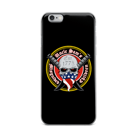 Phone Cases - Uncle Sam's Misguided Children IPhone Case
