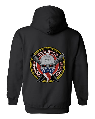 Shirts - Uncle Sam's Misguided Children Hoodie