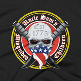 T-Shirt - Uncle Sam's Misguided Children Original