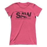 SAW (Second Amendment Women) Tee