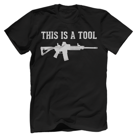 I Am The Weapon Tee