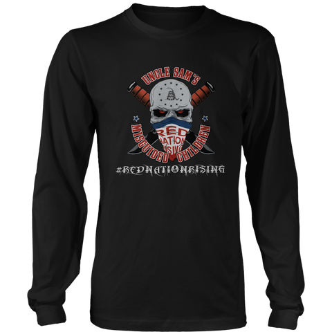 Red Nation Rising Long Sleeve