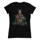 He Who Hath No Rifle Tee