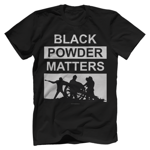 Black Powder Matters Tee