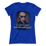 Jefferson Law Breaker Tee