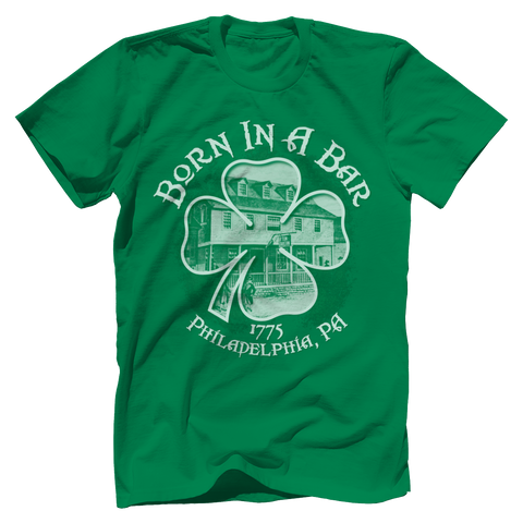 Born In a Bar Tee
