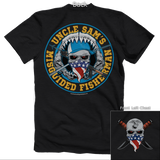 Uncle Sam's Fisherman Tee