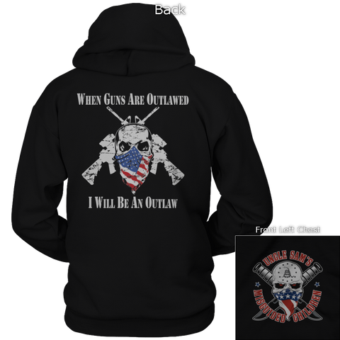 Outlaw Hoodie