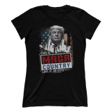 This is MAGA Country Tee
