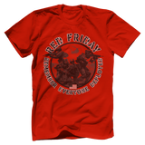 Red Friday Until All Come Home Tee