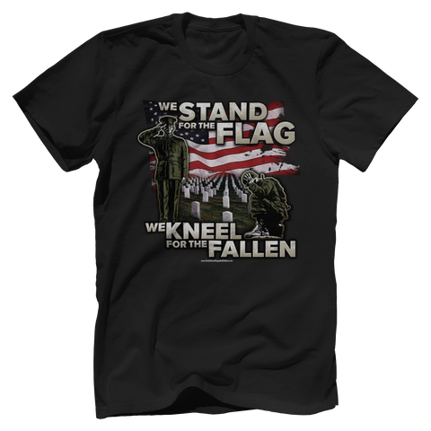 We Stand For The Flag Tee