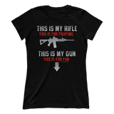 This Is My Rifle Tee