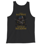 I AM A PATRIOT TEE
