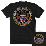 Misguided Firefighter Tee