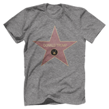 Trump Hollywood Star Tee
