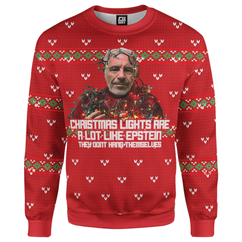 They Ain't Gonna Hang Christmas Sweater