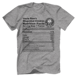 Nutritional Facts Tee