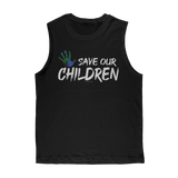 SAVE OUR CHILDREN TEE