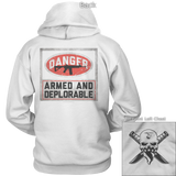 Armed & Deplorable Hoodie