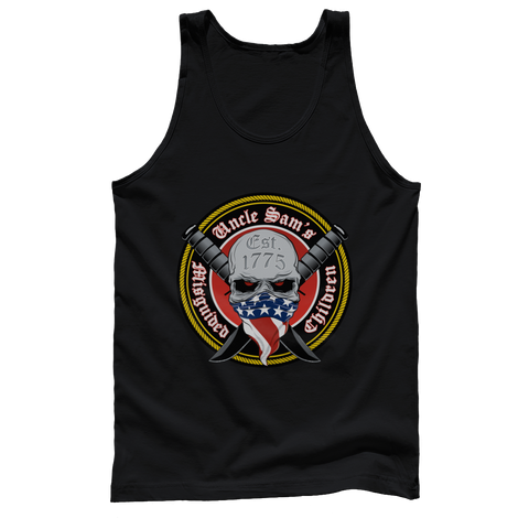 Uncle Sam's Misguided Children Tank