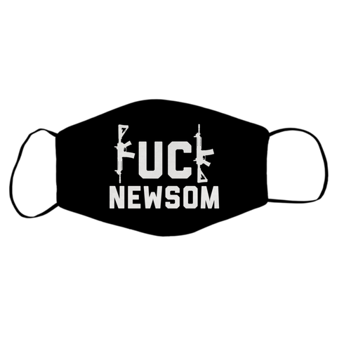 FK NEWSOM MASK