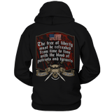 The Tree Of Liberty Hoodie
