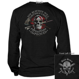 The Beatings Will Continue Hoodie