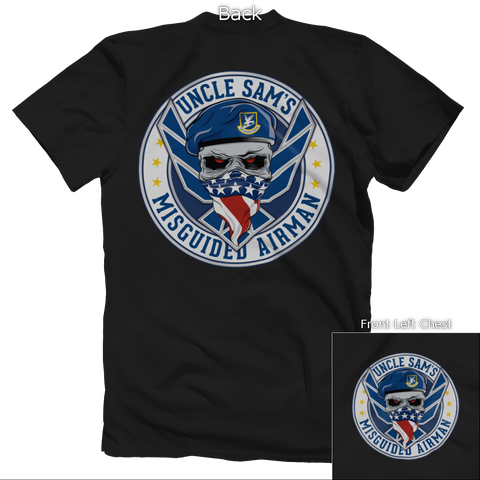 Misguided Airman Tee