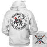Hospitalize Antifa (Front & Back) Hoodie