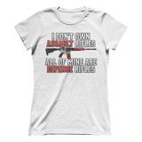 Defense Rifles Only Tee