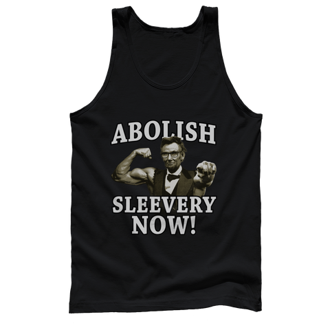 Abolish Sleevery Now Tank
