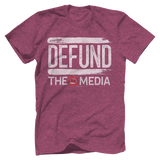 DEFUND THE MEDIA TEE