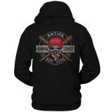 Antifa Removal Service Hoodie