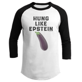 HUNG LIKE EPSTEIN Tee
