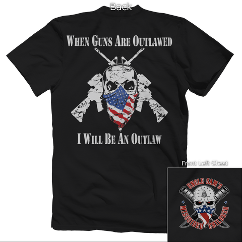 Outlaw Tee
