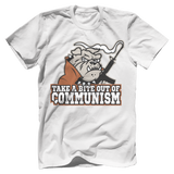 Take A Bite Out of Communism Tee